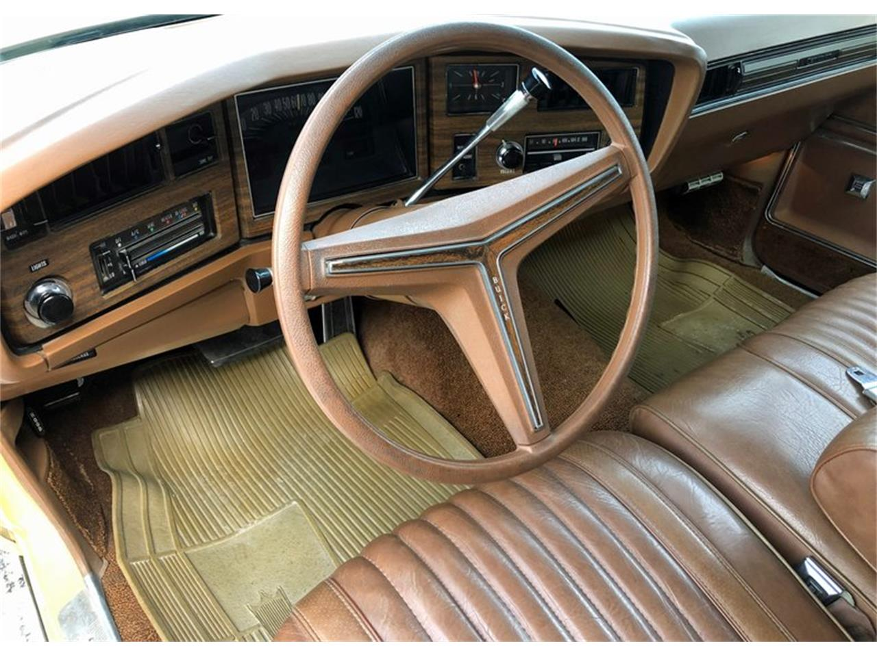 Large Picture of Classic '73 Buick Centurion - $21,500.00 Offered by Connors Motorcar Company - PBP7