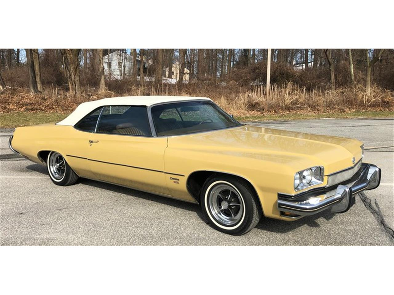 Large Picture of Classic '73 Centurion - $21,500.00 Offered by Connors Motorcar Company - PBP7