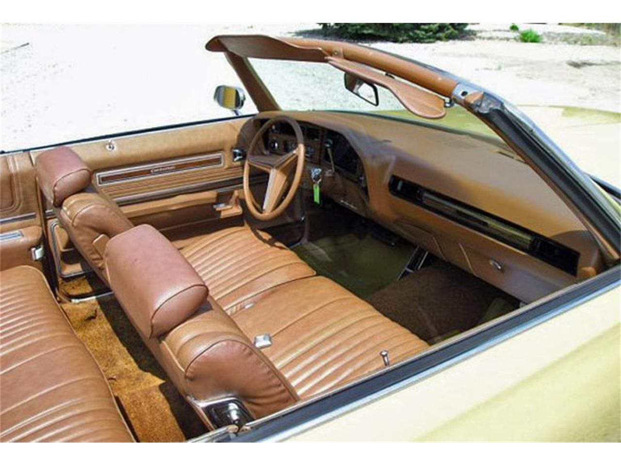 Large Picture of Classic 1973 Centurion located in West Chester Pennsylvania Offered by Connors Motorcar Company - PBP7