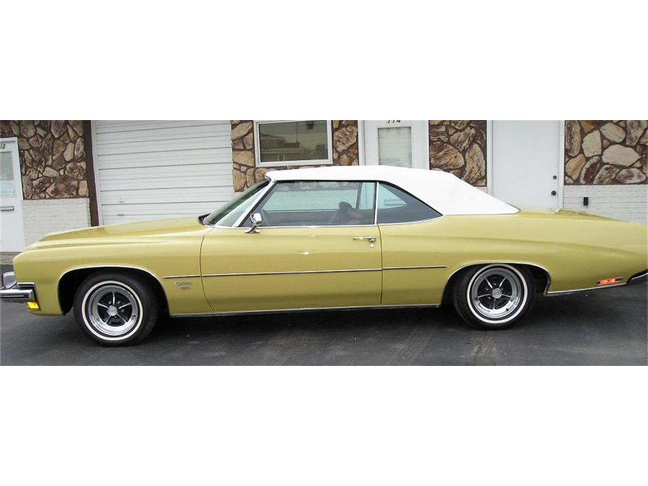 Large Picture of Classic '73 Buick Centurion Offered by Connors Motorcar Company - PBP7