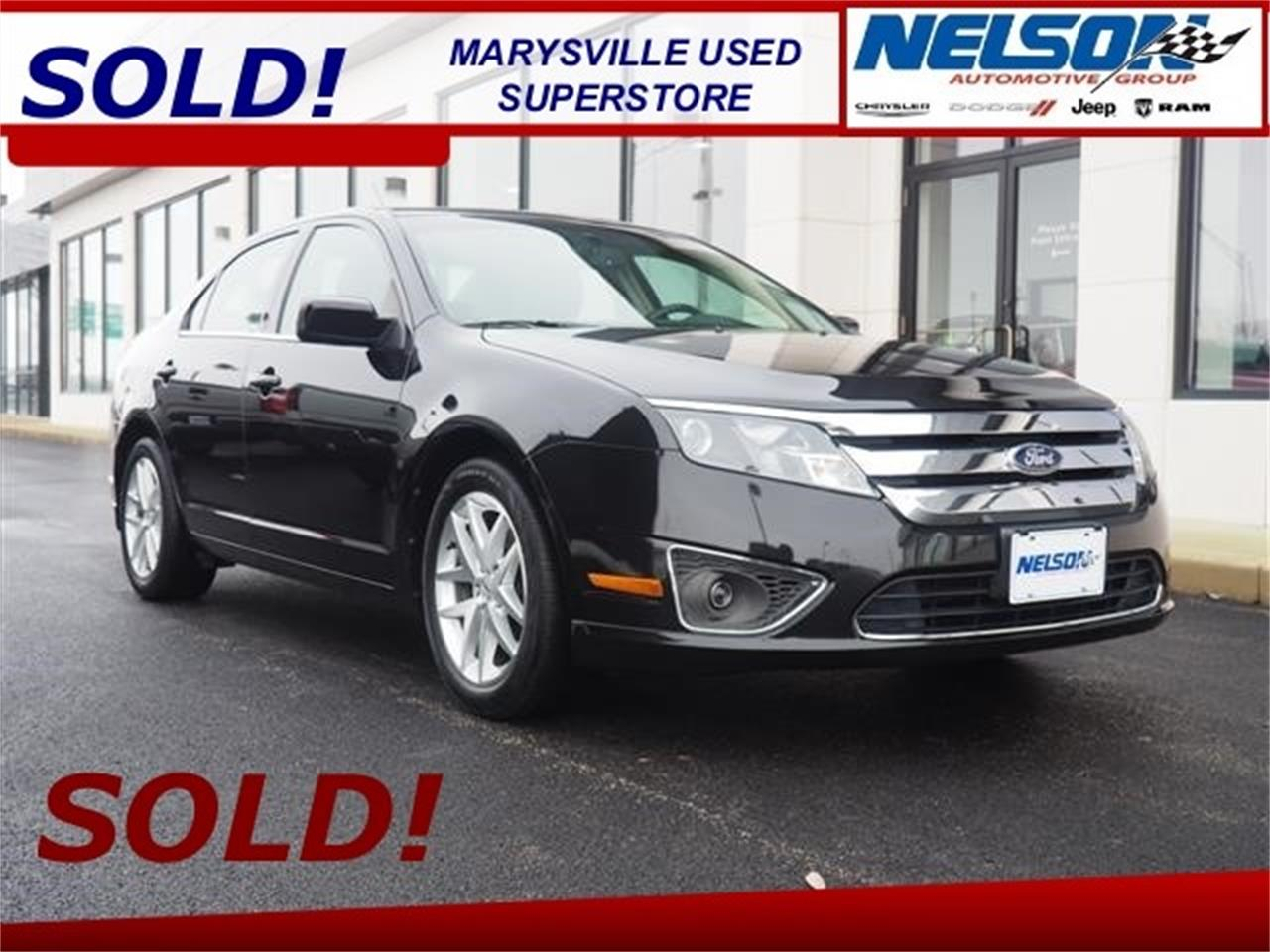 For Sale: 9 Ford Fusion in Marysville, Ohio | ford fusion 2012