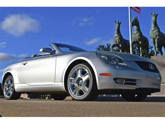 Picture of 2006 Lexus SC400 located in Fort Worth Texas - PBPA