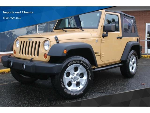 Picture of '13 Wrangler - PBPS