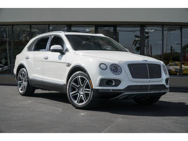 Picture of 2018 Bentayga - $189,900.00 Offered by  - PBPU