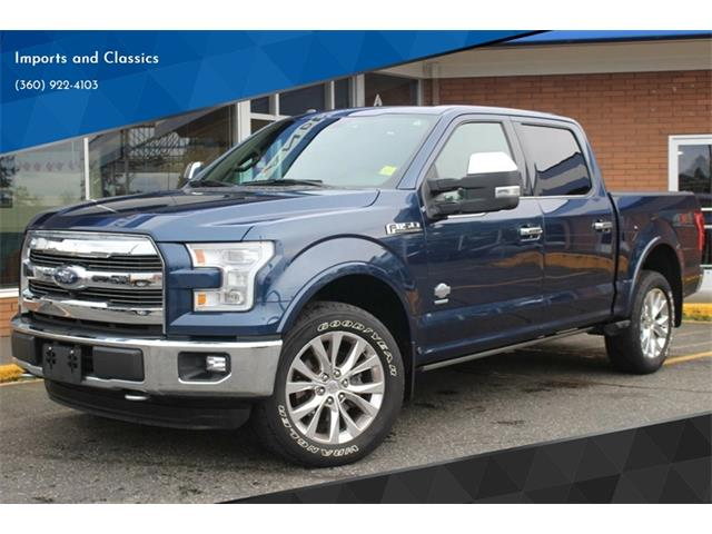 Picture of 2015 Ford F150 located in Lynden Washington Offered by  - PBQ1