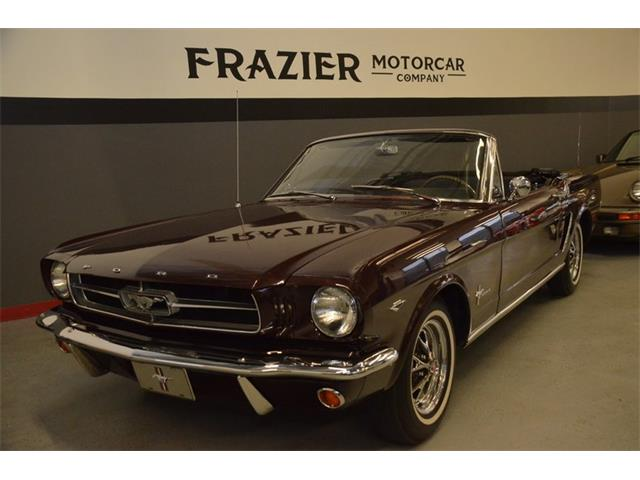 Picture of Classic '65 Ford Mustang - $38,500.00 Offered by  - PBQE