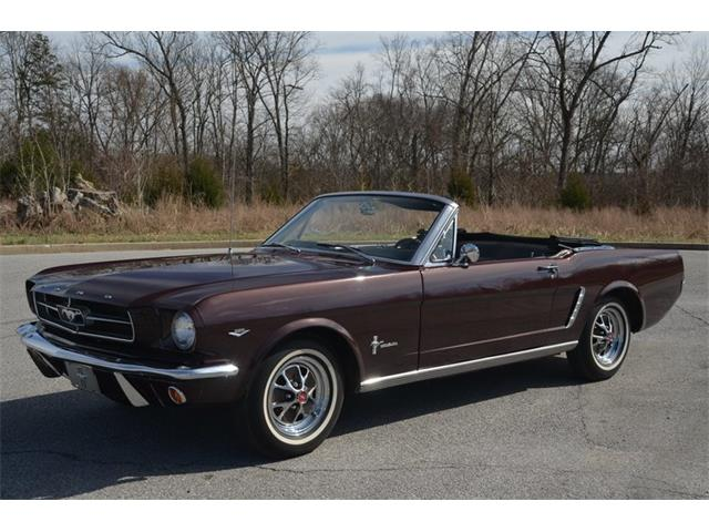 Picture of 1965 Ford Mustang located in Lebanon Tennessee - $35,500.00 - PBQE