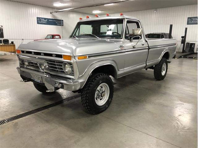Picture of '77 F250 - PBQI