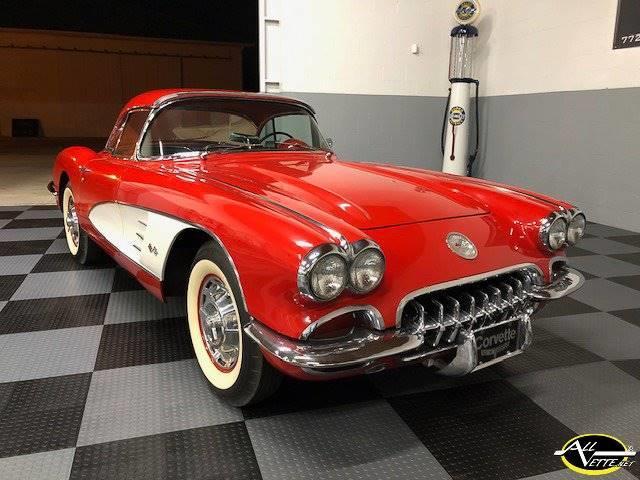 Picture of '60 Corvette - PBQT