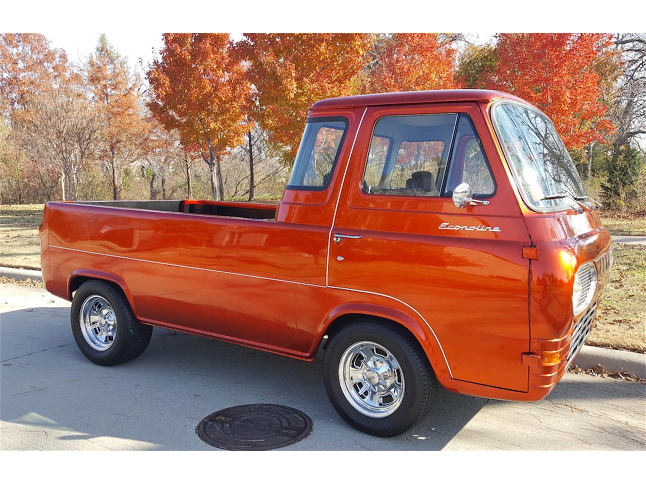 Large Picture of '65 Econoline - PAMC