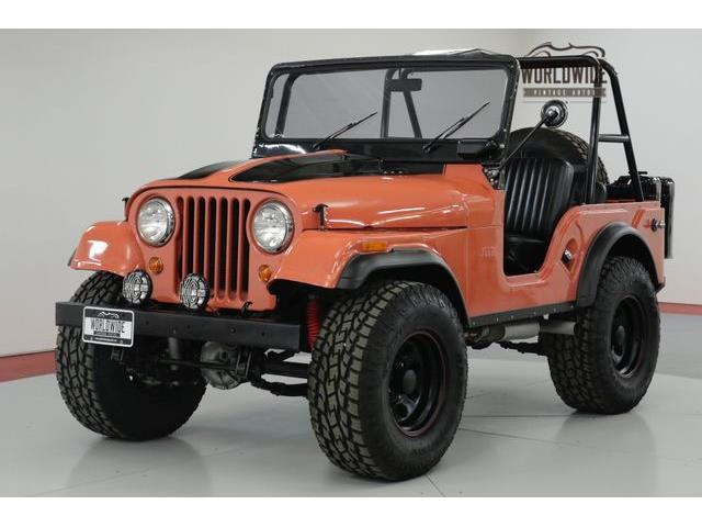 Picture of '66 CJ5 - PBRL