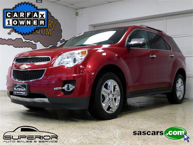 Picture of 2014 Equinox located in Hamburg New York - $16,990.00 Offered by  - PBRS