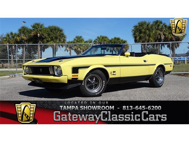 Picture of '73 Mustang - PBS4