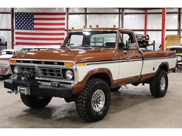 Picture of '77 F250 - PAMH