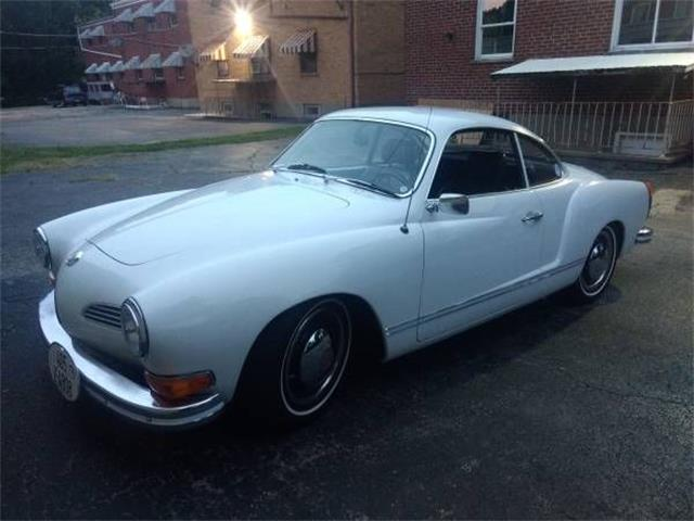 Picture of '72 Volkswagen Karmann Ghia located in Cadillac Michigan - $10,395.00 - PBSU