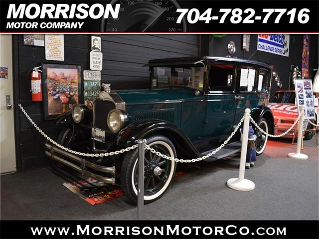 1928 Buick 2-Dr Coupe