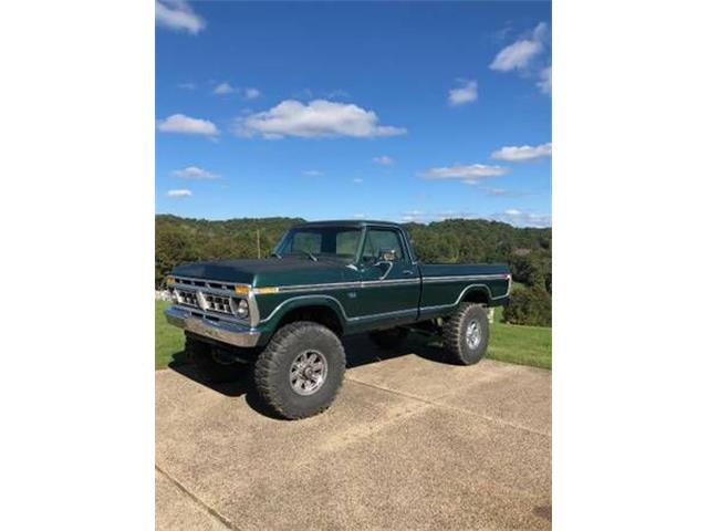 Picture of '76 F250 located in Cadillac Michigan - $22,495.00 - PBT0