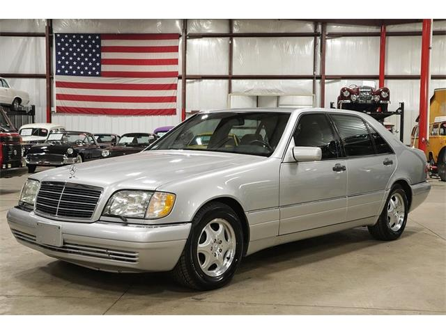 Picture of 1998 Mercedes-Benz S500 located in Michigan - $15,900.00 Offered by  - PAMK