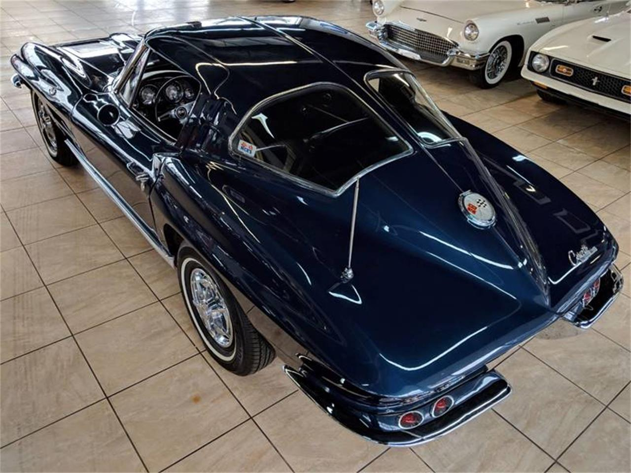Large Picture of Classic '63 Corvette Offered by Baltria Vintage Auto Gallery - PBTZ