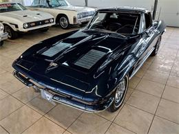 Picture of Classic '63 Chevrolet Corvette located in St. Charles Illinois - $95,000.00 Offered by Baltria Vintage Auto Gallery - PBTZ