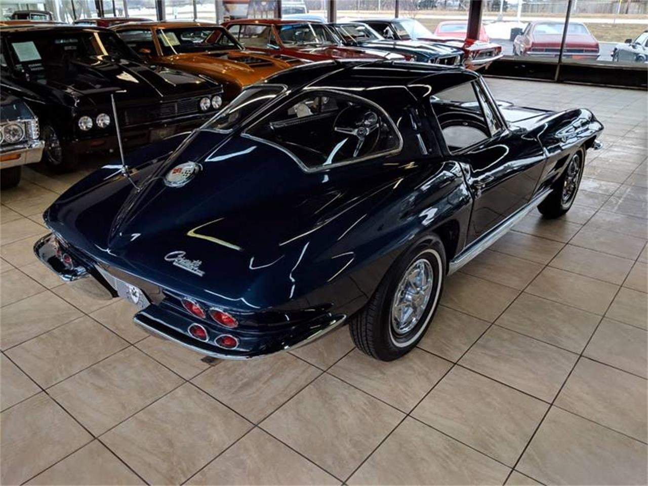Large Picture of Classic '63 Corvette - $95,000.00 Offered by Baltria Vintage Auto Gallery - PBTZ