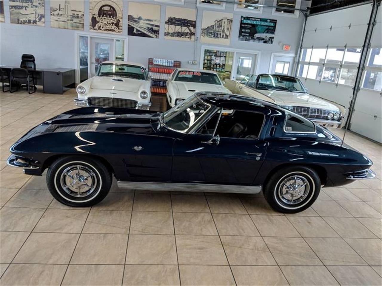 Large Picture of 1963 Chevrolet Corvette - PBTZ
