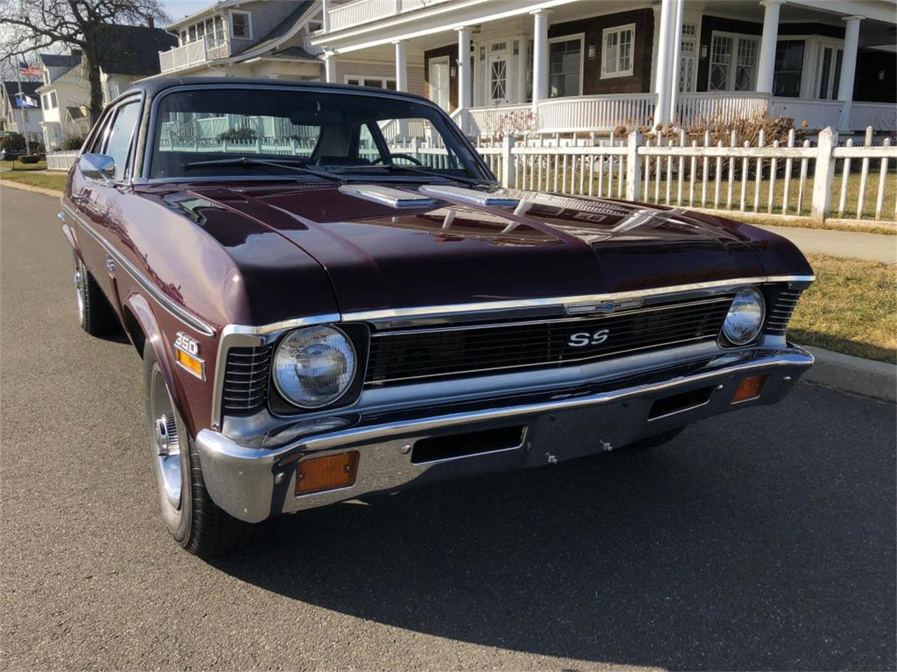 Large Picture of '71 Nova - PBU1