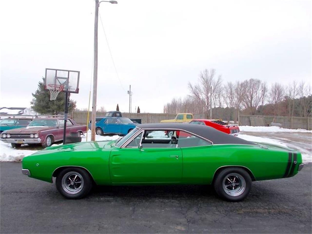 Large Picture of '68 Charger - PBUB