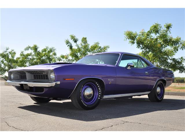 Picture of '70 Barracuda - PAMN