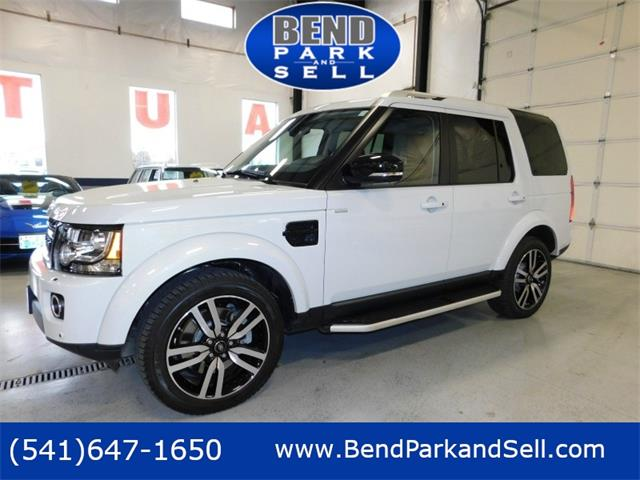 Picture of '16 Land Rover LR4 - $57,995.00 Offered by  - PBUV