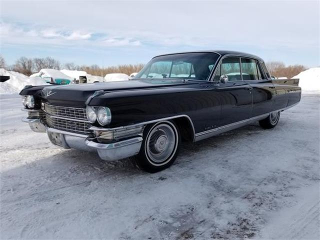 Picture of Classic '63 Fleetwood 60 Special - $11,950.00 Offered by  - PBUW