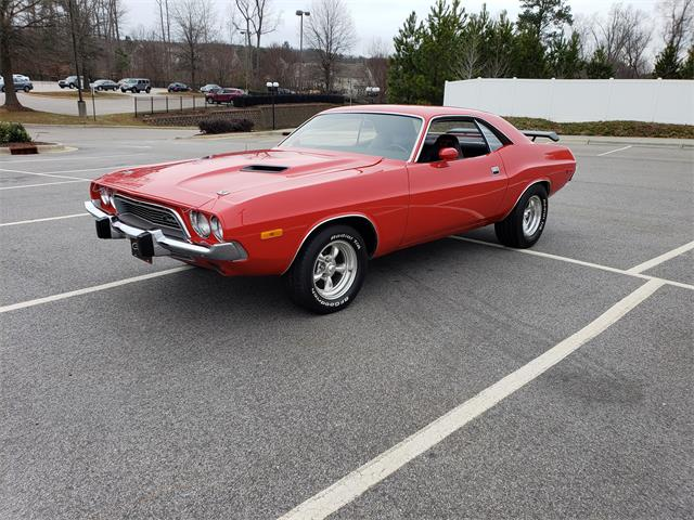 1973 Dodge Challenger For Sale On Classiccars Com