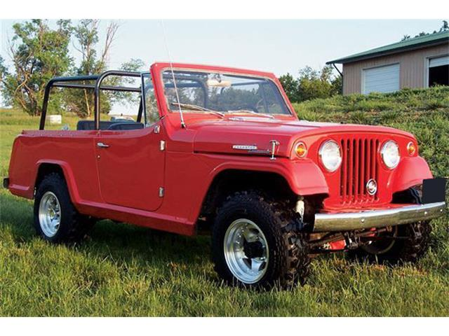Picture of '67 Jeepster - PAMQ