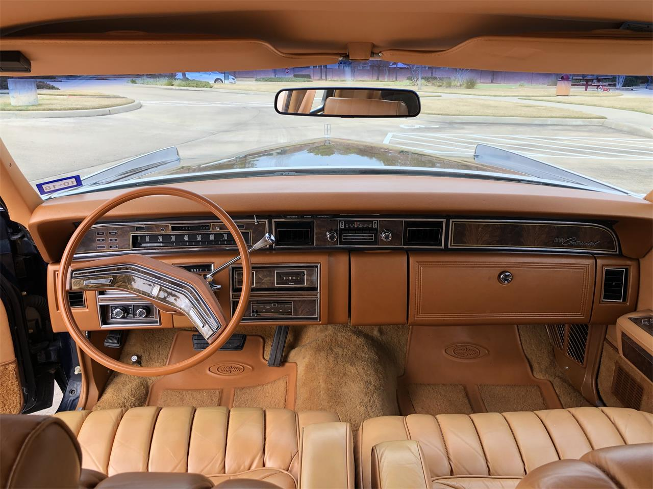 Large Picture of '77 Continental - PBVE
