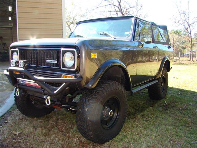 Picture of '75 Scout II - PBVG