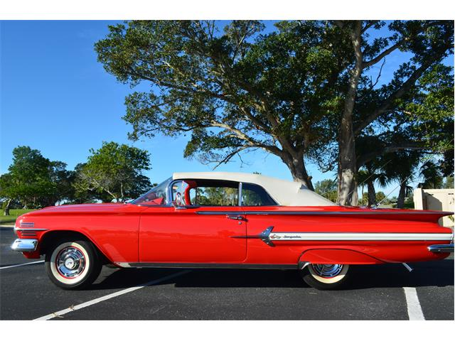 Picture of 1960 Impala located in Longboat Key Florida - PBVH