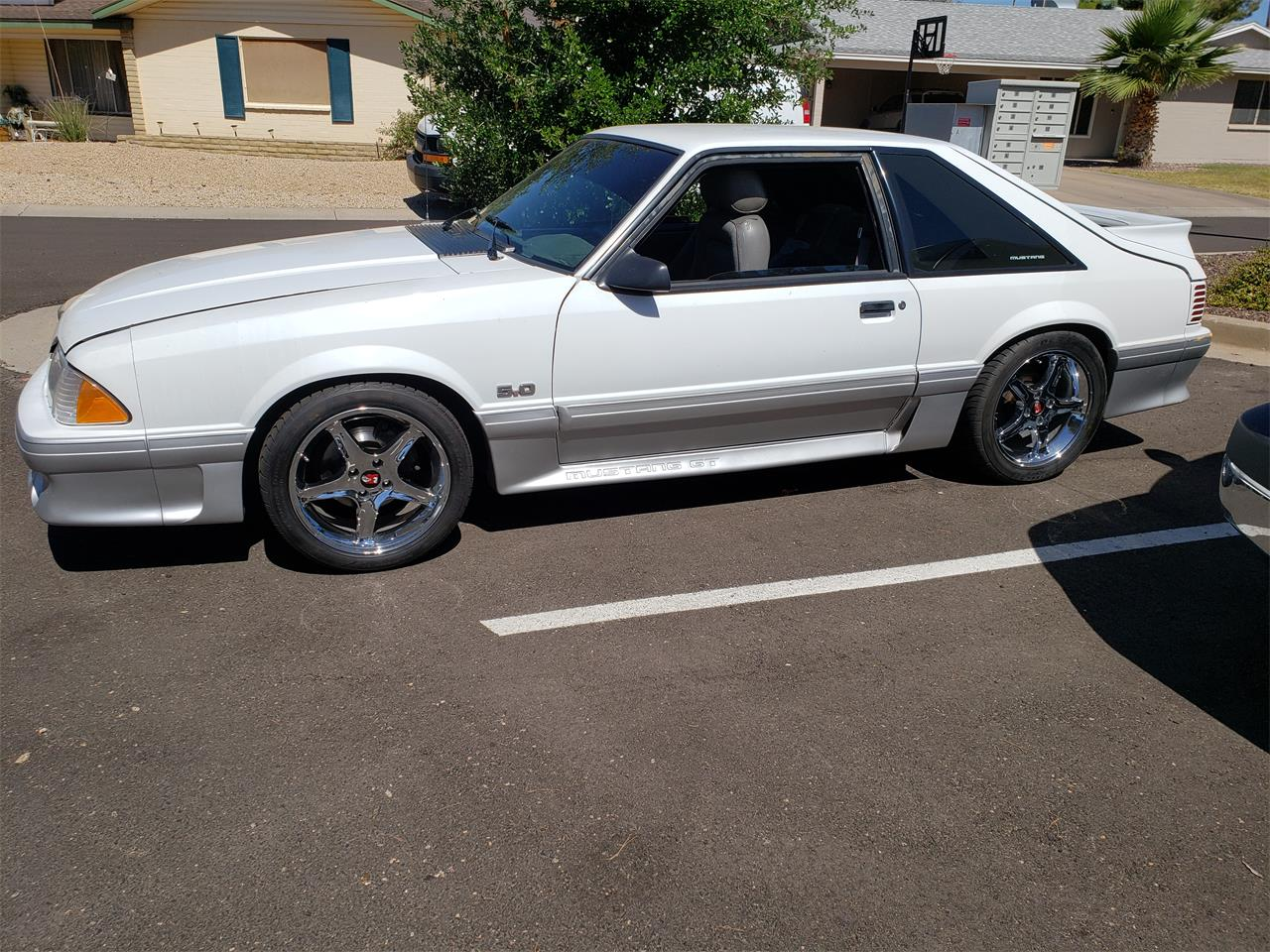 Large Picture of '88 Mustang GT - PBVR