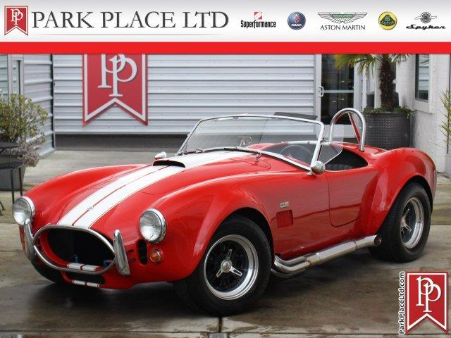 Picture of '66 Cobra located in Bellevue Washington - PBVY