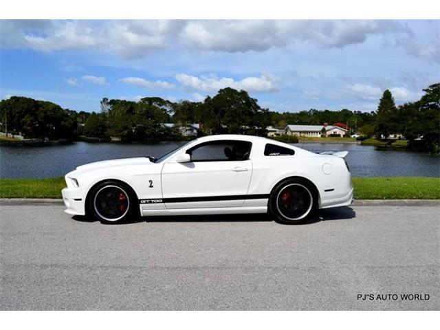 Picture of '11 GT500 - PBW4