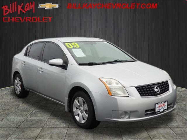 Picture of '09 Nissan Sentra located in Downers Grove Illinois - PBWB
