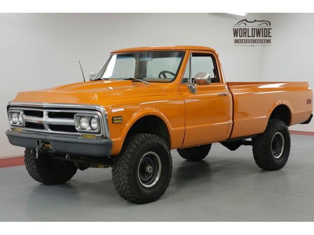 Picture of Classic '71 Chevrolet K-10 - PAMU