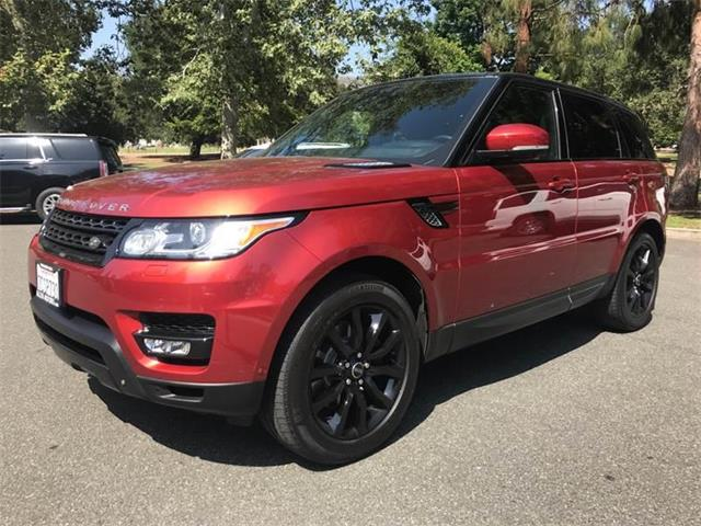 Picture of '14 Range Rover Sport Offered by  - PBWF