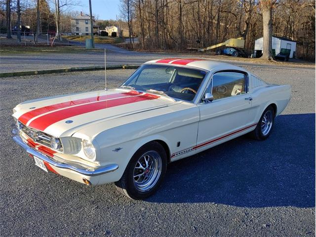Picture of '65 Mustang - PBWP