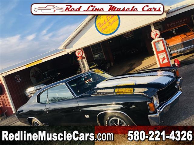 1972 Chevrolet Chevelle Malibu SS