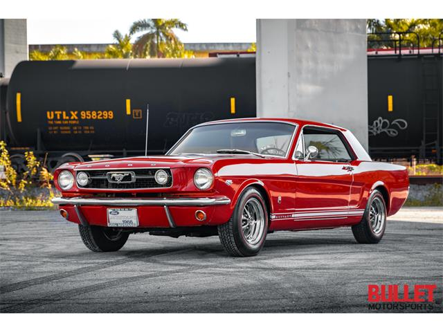 Picture of '66 Mustang GT - PBX0