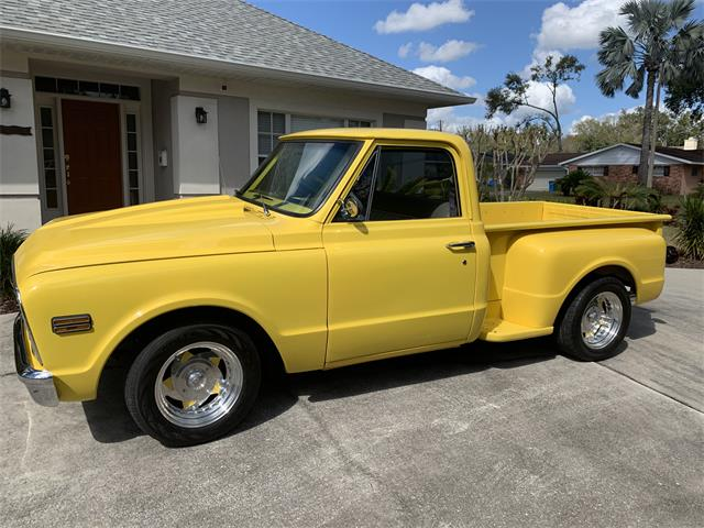 Picture of 1968 Chevrolet C10 - $29,900.00 Offered by a Private Seller - PBX6