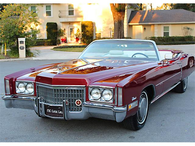 Picture of '72 Eldorado - PBXJ