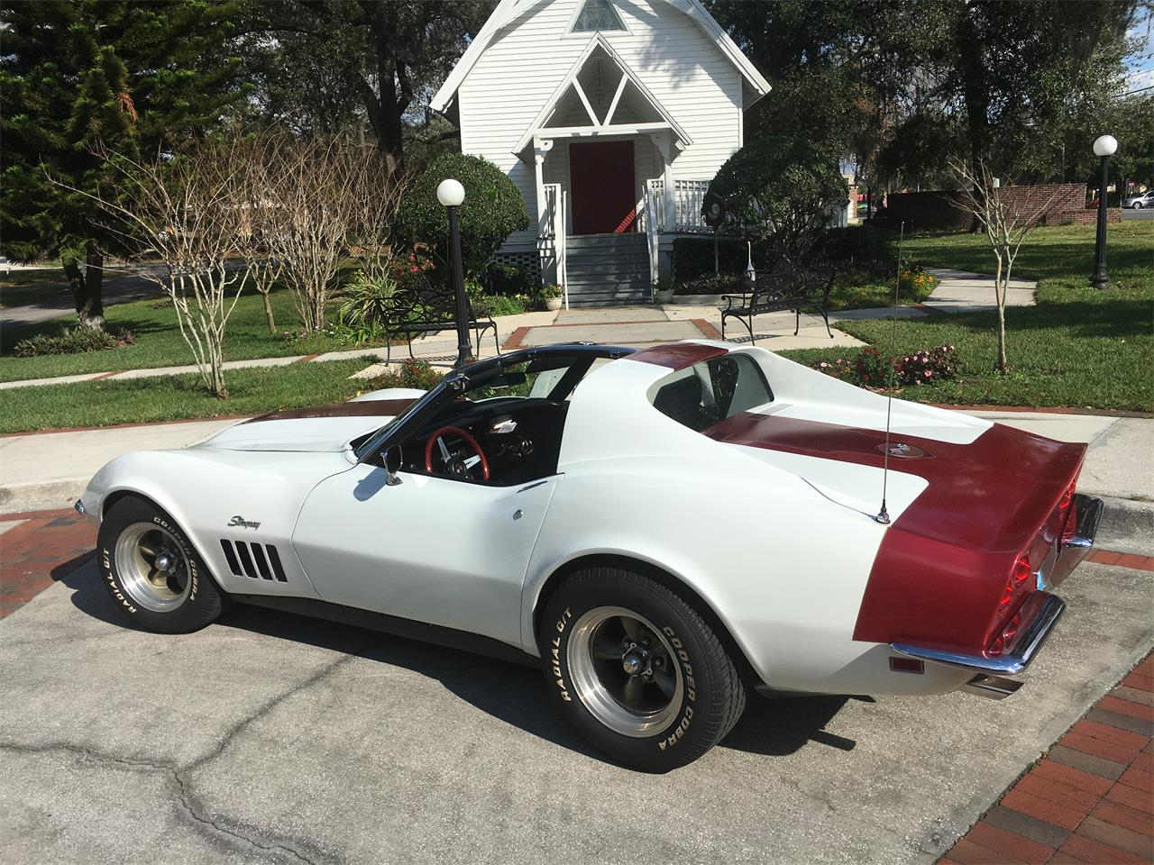 Large Picture of Classic '69 Corvette located in Maitland Florida Offered by a Private Seller - PBXL
