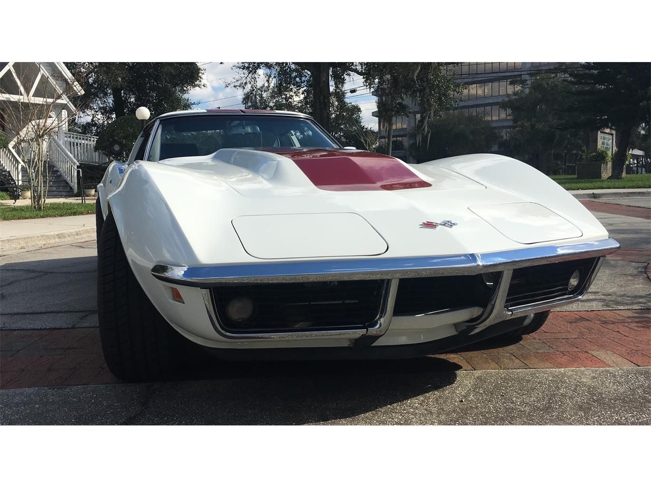 Large Picture of 1969 Chevrolet Corvette located in Florida Offered by a Private Seller - PBXL