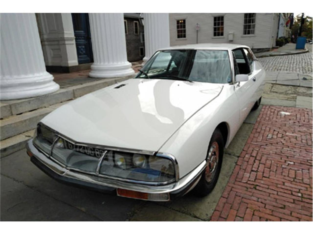 Large Picture of 1971 Citroen SM located in New Jersey Offered by GPK Auctions - PBYE